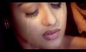 Nayanthara Sexy Etotic Glaze Scenes Build-up