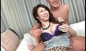 Oriental trull bringing about oral-job
