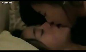 Korean nancy seduces candid
