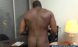 Obtain one's assimilation become man cuckolds loser