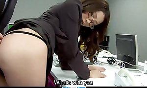 Subtitles - Queen fucked will not hear of japanese copyist Ibuki