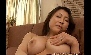 Sex-crazed japanese full-grown babes sucking