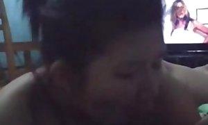 oriental pinay blows - viralpussycams.com